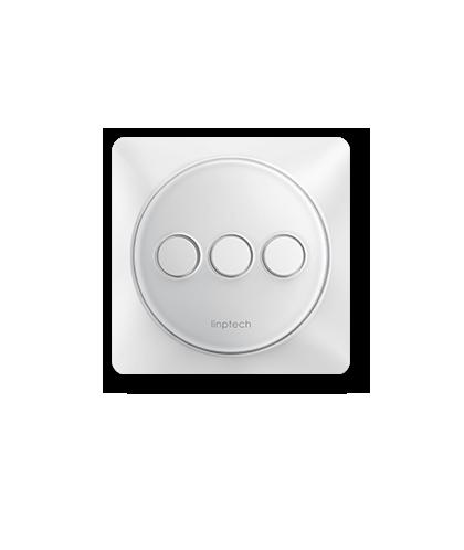 领普科技自发电无线按钮K3