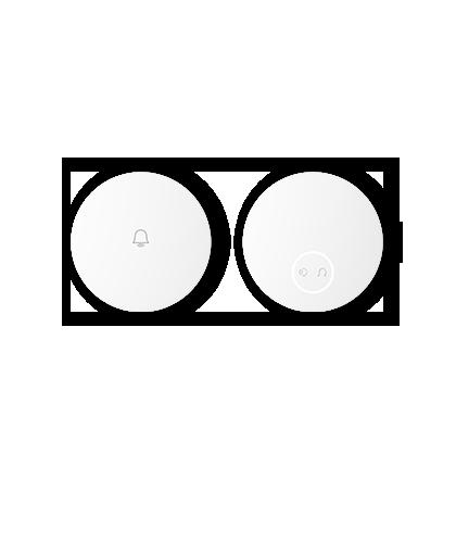 领普科技小米IOT智能门铃G6L