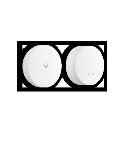 领普科技自发电无线门铃G6L